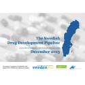 100 svenska företag utvecklar morgondagens läkemedel, varav hälften har projekt i klinik