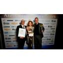 Vinnare av Specialpriset på Återvinningsgalan 2015