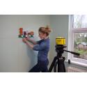 STANLEY förenklar användning av laser i hemmet