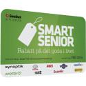Smart Seniors medlemskort 2013 har anlänt till medlemmarna!