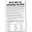 Privatpersoner kampanjar mot Västlänken