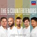 """The 5 Countertenors gör """"best of Barockmusiken"""" på nya skivan"""