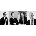 Fyra nya partners på Magnusson