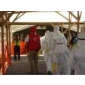 Svensk rödakorspersonal kallas hem från ebolainsats i Sierra Leone