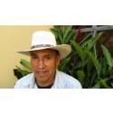 Benjamín Manuel Jerónimo från Guatemala tilldelas Edelstampriset för sin jakt för rättvisa i Guatemala
