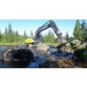 "Nya vatten blir som ""gamla"" – en konferens om restaurering av vattendrag"