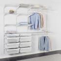 Smarta förvaringslösningar till garderoben