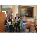 SKAPA-priset i Östergötland delades ut till LEAD-medlemmar