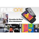 Omvandla din iPhone till en avancerad värmekamera med innovativa FLIR ONE