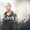 Guldskiva till Edvin Berg - I Will Be Here