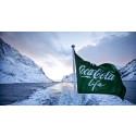 Verdens minste og vakreste Coca-Cola life lansering