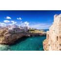 Koppla av på Italiens vackraste stränder i Apulien