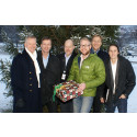 Bron är invigd, och nästa julklapp blir en investeringsboom i Sundsvall