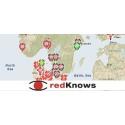 Följ Team Rynkebys cykling till Paris med redKnows GPS-trackers