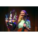 Amalie Stalheim vann första pris i Ljunggrenska tävlingen 2015