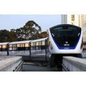 BOMBARDIER INNOVIA monorailtåg till Sao Paulo