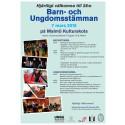 Program Barn- och Ungdomsstämman 7 mars 2015