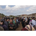 SYRIAN REFUGEES IN LEBANON SURPASS ONE MILLION