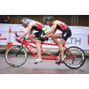 Chris Goodwin wins British Paraduathlon Championships