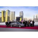 Førerløs Audi A7 kører med succes under hverdagsforhold: Test slutter i Las Vegas efter 900 km