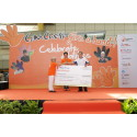 ComChest Give A Hand! 2014 - Minister Tan Chuan-Jin at the event