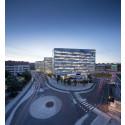 Swedbanks huvudkontor vinner internationellt fastighetsutvecklingspris