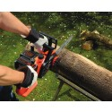 BLACK+DECKER™  makes the cut with new 18V and 36V cordless chainsaws