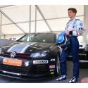 Race rapport från premiären för Simon Larsson i Volkswagen Golf Cup på tyska Oschersleben