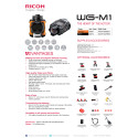 Ricoh WG-1M action-kamera specifikationer
