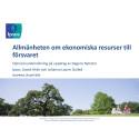 DN/Ipsos Allmänheten om ekonomiska resurser till försvaret maj 2014
