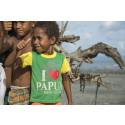 Brotherin tulostimet ja tarvikkeet valjastettu auttamaan Papua-Uuden-Guinean sademetsien suojelussa
