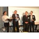 Bra start på 2015 – LAN Assistans vinner pris på DELL-gala