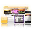 Om Mobil app, Mobil hemsida – Solvalla nu i mobilen!