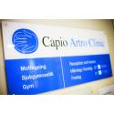 Capio Artro Clinic öppnar rehabiliteringsklinik söder om tullarna
