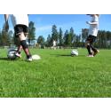 Fotbollsungdomar får lära om barns rättigheter
