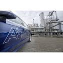 Audis e-gasanläggning stabiliserar elnätet och tillverkar förnybart bränsle