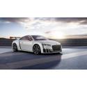 Audi præsenterer teknisk konceptbil: Audi TT clubsport turbo