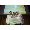 Cirqle vinnare i Webb, Mjukvara & Media