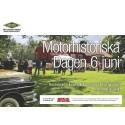 Årets finalister i Kultur på väg - Motorhistoriska Dagen 6 juni