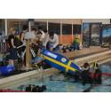 Studentuppdraget: En människodriven och snabb ubåt