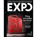 Nytt nr av Expo granskar fem års attacker mot asylboenden