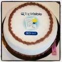 SEO-test på tårta