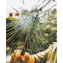 Att krossa vårdnadsbidrag och fönster