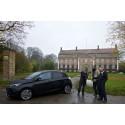Elbilen Renault Zoe indtager storkollektivet Svanholm