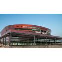 MKB bjuder på hockeyskola på Malmö Arena med Malmö Redhawks