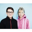 Författarsamtal med Martin Ingvar & Gunilla Eldh