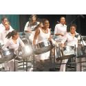 Första kvinnliga orkestern deltar i Trinidad & Tobagos steelbandstävling