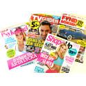 Tidsam prisar tidskrifter som ökat 2014 - här är vinnarna!