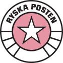 Ryska Posten cyklar för livet!