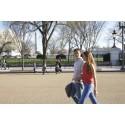 Optagelserne til Oliver Stones film om Edward Snowden er nået til Det Hvide Hus